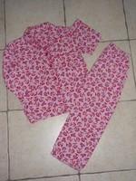 3€  pyjama flanelle 6 ans