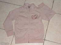 6€ Lisa Rose taille 5 ans