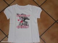 6 ans Lovely Cream 2€