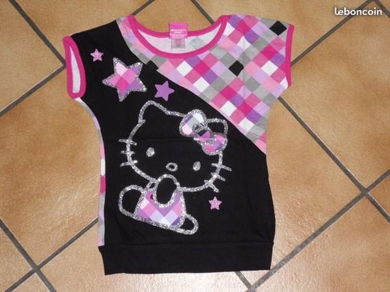 6 ans Hello Kitty 3€