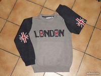4€ London Taille 10 ans