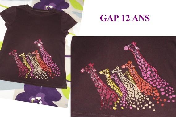 gap 12 ans