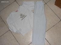 3€ pyjama p'tite tache poignet , LULU CASTAGNETTE 6 Ans