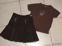 5€ Sergent Major taille 6-7 Ans