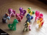 6€ le lot de little poneys  Virginie KN De Maisse FB Le 08.11.18
