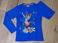 5e tee shirt U collection 10 ans