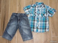 8€ In extenso - Avion Taille 8 - 10 Ans