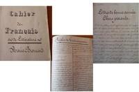 7€ lot de 2 vieux cahiersJ.M.Maillet- LBC 28-02-19