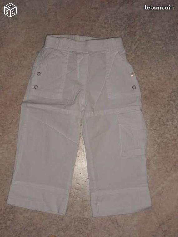 2€ pantalon 3 ans