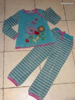 4€ Pyjama orchestra n°2 Taille 8 ans