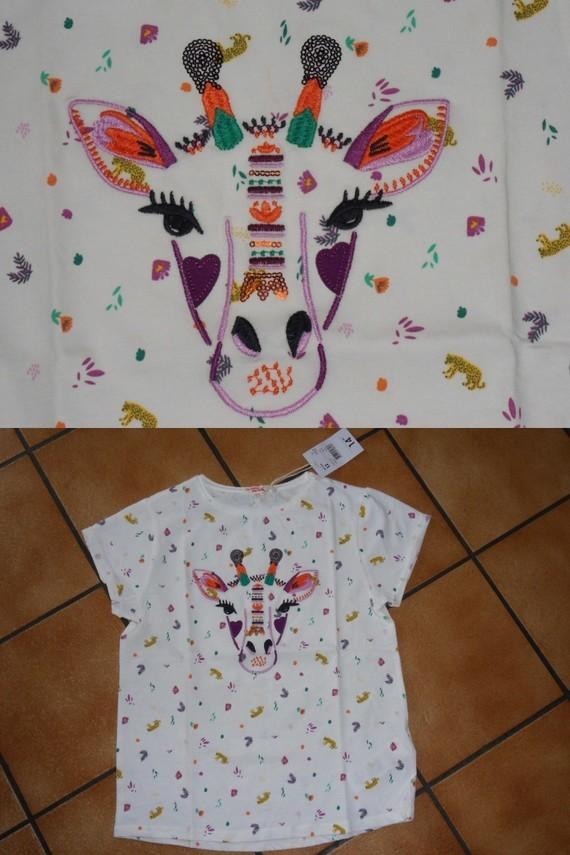 Tee shirt DPAM 12 Ans