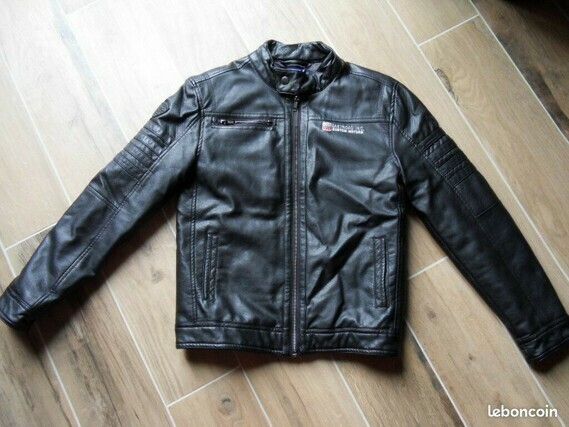 10€ Skai noir Taille 12 ans Franck de Cerny LBC Le 29-11-20