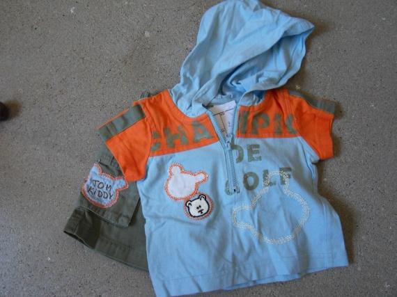 Short + T.Shirt  2 e katia
