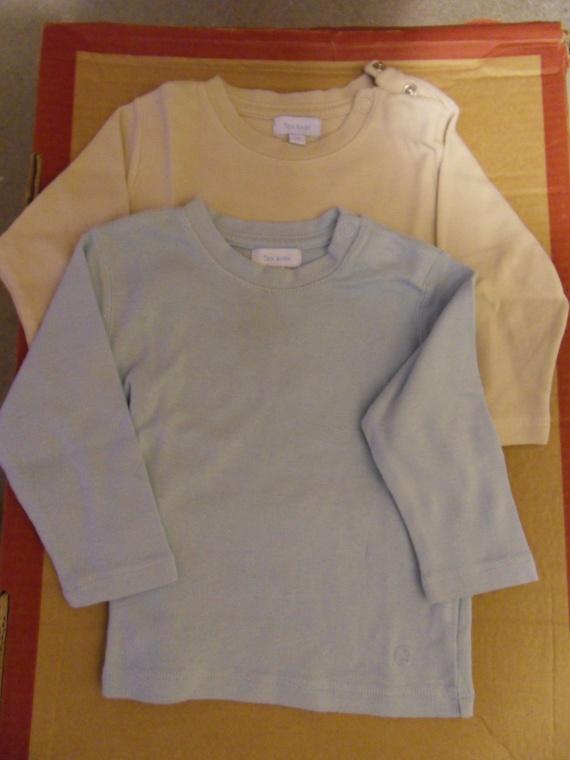 2 T.Shirts ML le lot 1 e katia