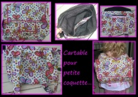 cartable lily rose