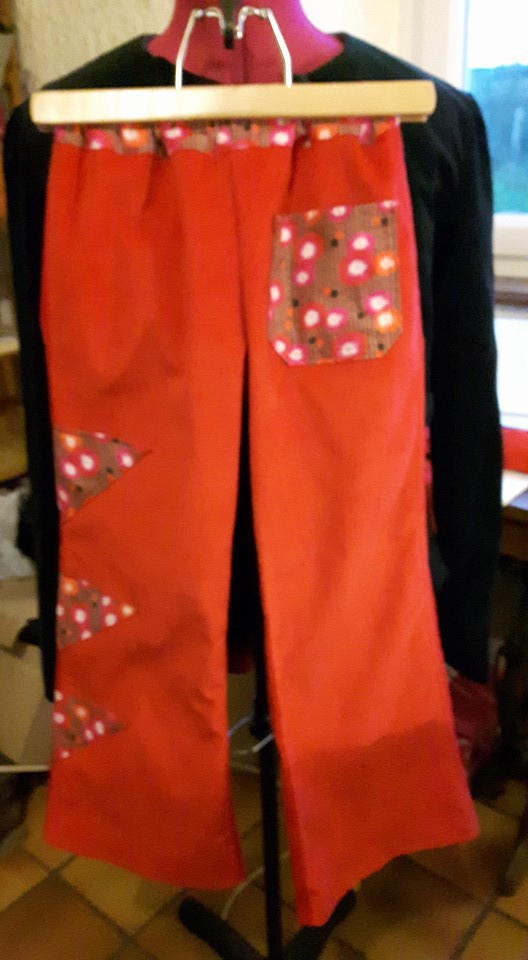 pantalon lily rose