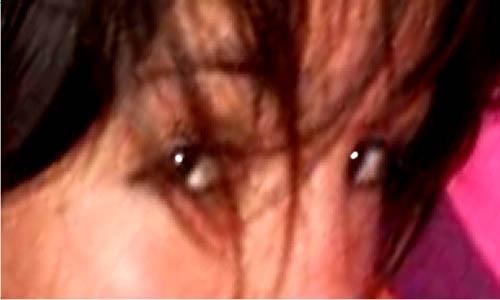 - yeux de Luce -