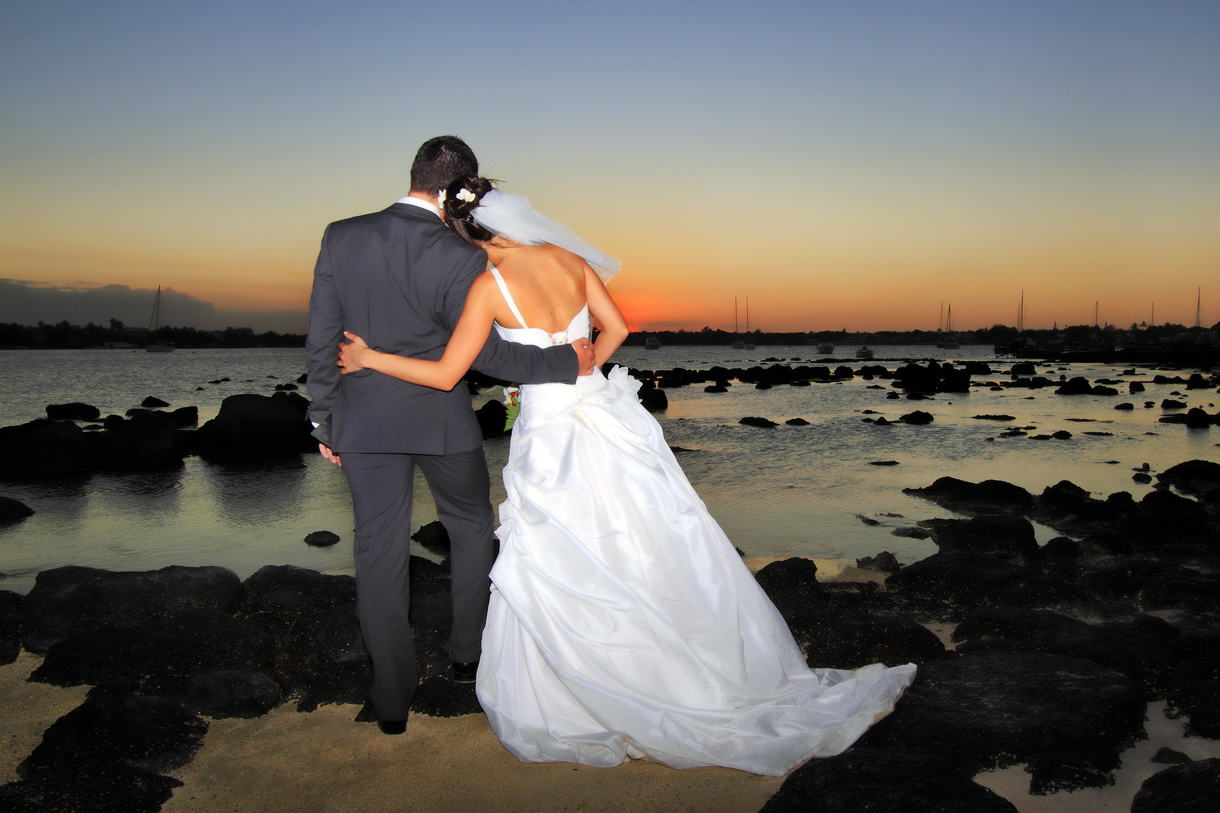 Photo de couple mariage originale - Photo originale mariage ...
