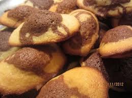 madeleine chocolat