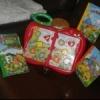 jeux educatif + 4 livres 20 euros