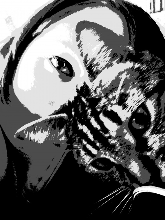 Minou et moi