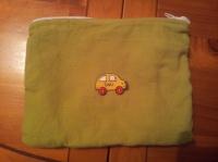 pochette de jeu pour petites voitures :)