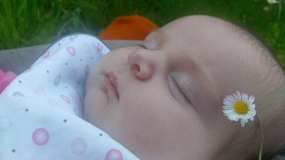 Erin 1 mois