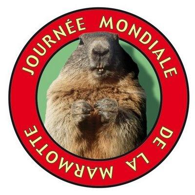 Journée mondiale marmotte