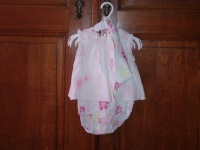 robe avec body combiné+foulard:3 euros