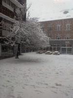 Saleté de neige!