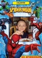 mon fils spiderman