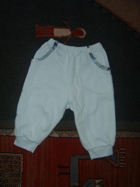 Pantalon jogging - 6 mois