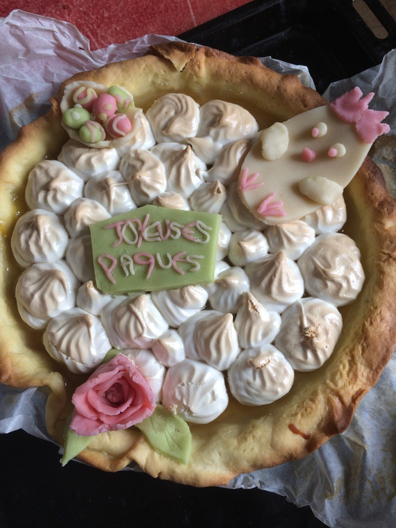 tarte de Pâques