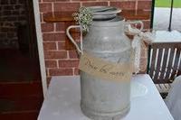 urne pot de lait