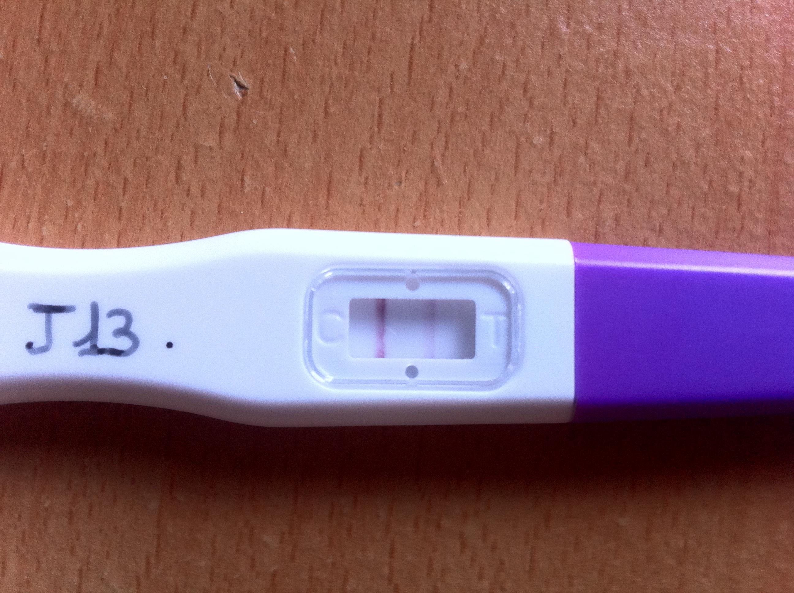 test grossesse avec test ovulation