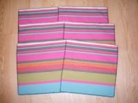 serviettes de table avec chutes tissu Artiga pour ma soeur