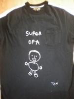 super Opa (papy en néerlandais)