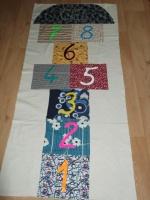 marelle tissu/craft