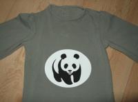 Un panda pour ma puce qui en est fan