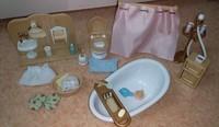 Salle de bains Sylvanian 10€