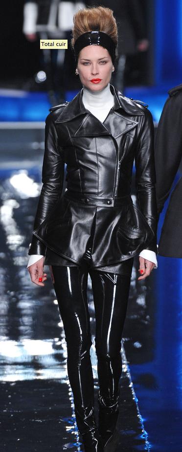 Mode A/W 2011 sur Vogue