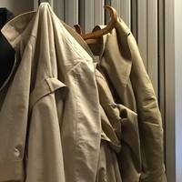 Coton raincoat