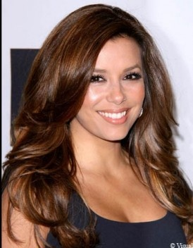 eva longoria sa bourde sur twitter_mode_une - Marron Chocolat Coloration
