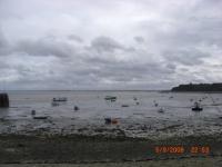 Marée basse à Cancale
