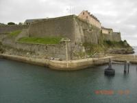 Les remparts de Belle Ile