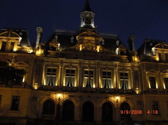 Hotel de ville de Vannes