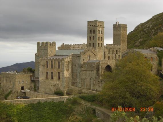 Monastère st Père de Rodes