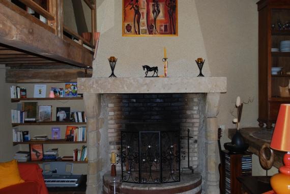 Deco dans une maison ancienne mes decos interieures sofiserge photos - Deco ancienne maison ...