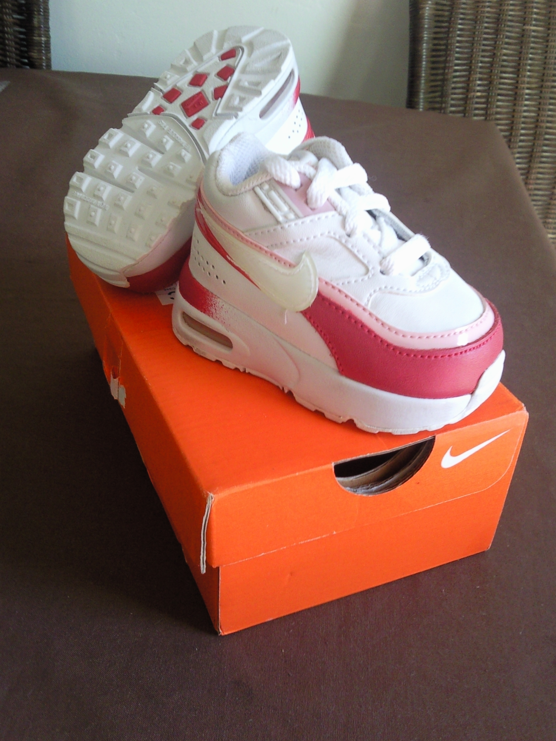 air max taille 18