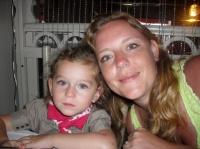 Valentine et maman resto La Rochelle